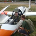 Gliding RAF Kenley 8