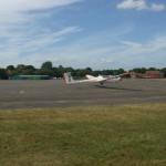 Gliding RAF Kenley 9