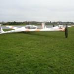Gliding RAF Kenley 4