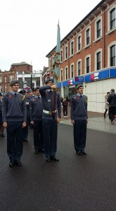 Remembrance Parade 2015